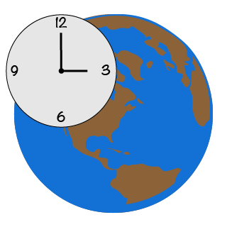 World Clock: A timezone app